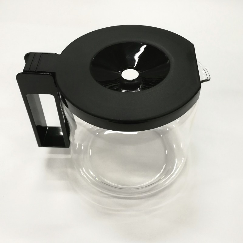 Glass Jug 1,25 L With Aroma Lid, Fits To Moccamaster Kbg, Cd, Kb