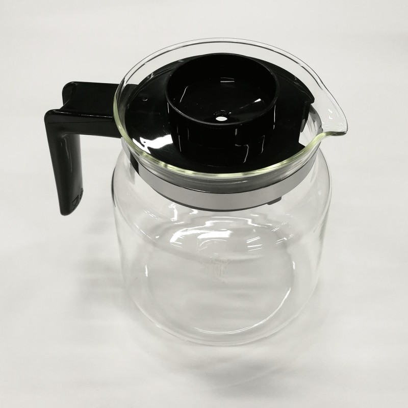 Glass Jug 1,25 L With Serving Deck, Fits To Moccamaster K, H