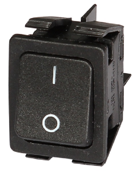 Black On / Off Service Switch