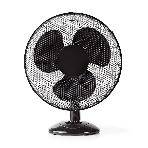 Table Fan 40Cm Black