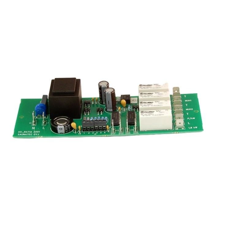Sauna Circuit Board Olea 64 Immediately Ready / Sauna Elf