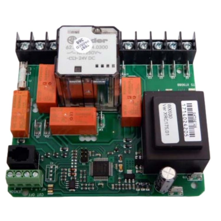 Wx600, Sauna Circuit Board Harvia