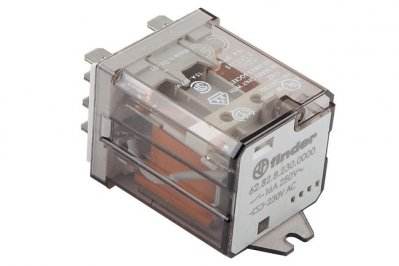 Contactor and relay