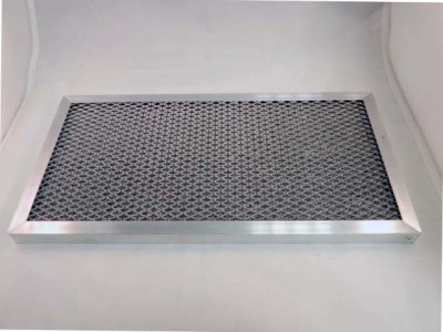 Grease filter 165x320x15